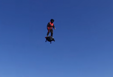 A must watch VIDEO: the new Flyboard