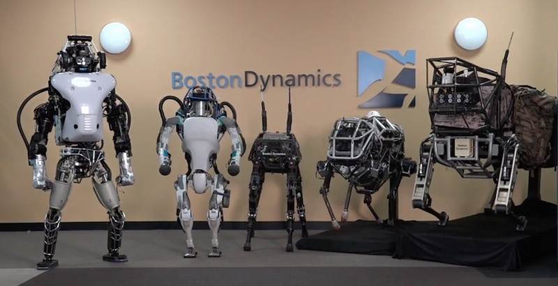 "Atlas Robot: Google's Boston Dynamics presents the ""Next Generation"" Atlas Robot"