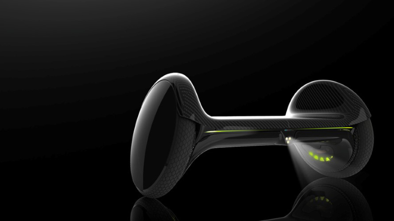 Axi2 will be the luxury car of hoverboards.