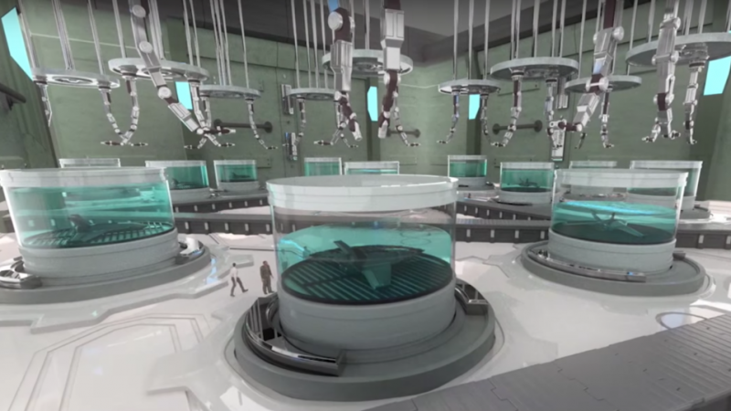 UK Defense Firm BAE Systems will create future drones in Vats with 3D Printing