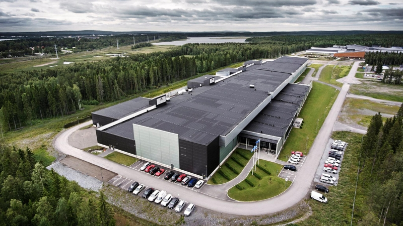 Take a tour inside Facebook's Insane Data Center in Sweden
